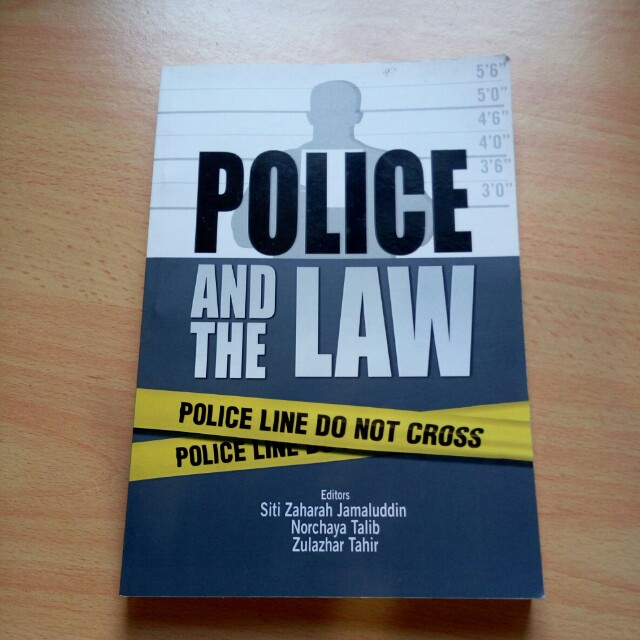 Police and the Law