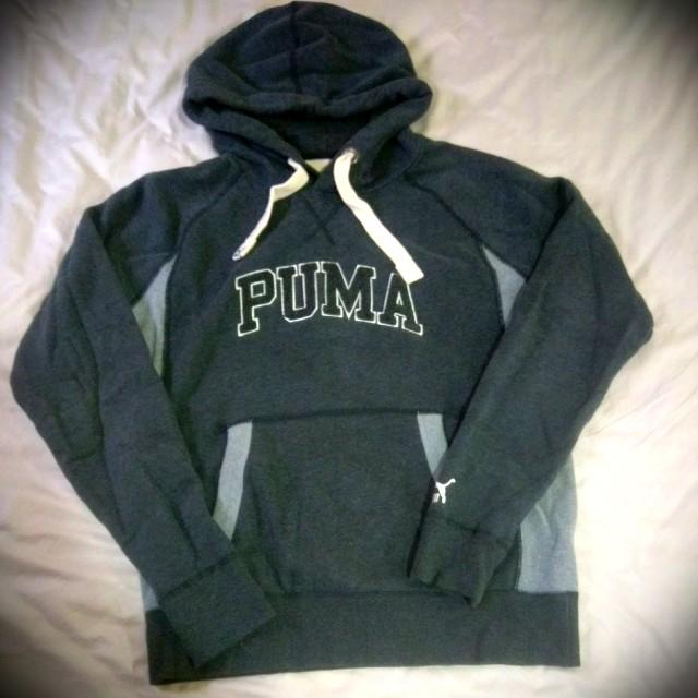 二手 Puma 帽T 8成新 M號