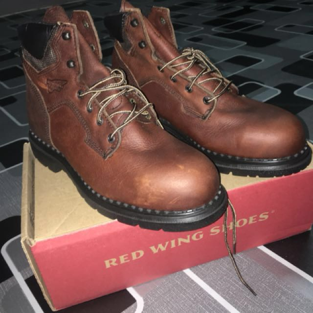 Safety Shoe RED WING 2326
