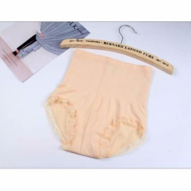 Munafie Slimming Pants   Light Beige Color, Preloved Womenu0027s Fashion,  Clothes On Carousell