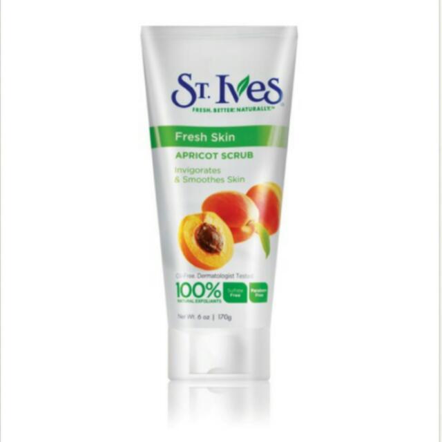 St.Ives fresh skin