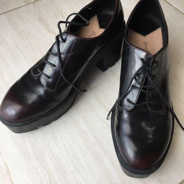 Stradivarius boots 5c73cf7dc1