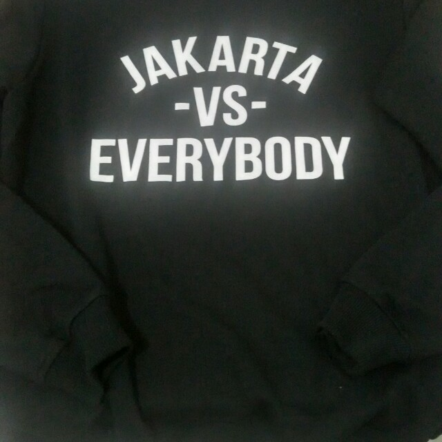 Sweater urbain_shop - JKT vs Everybody