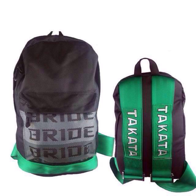 Takata backpack beg