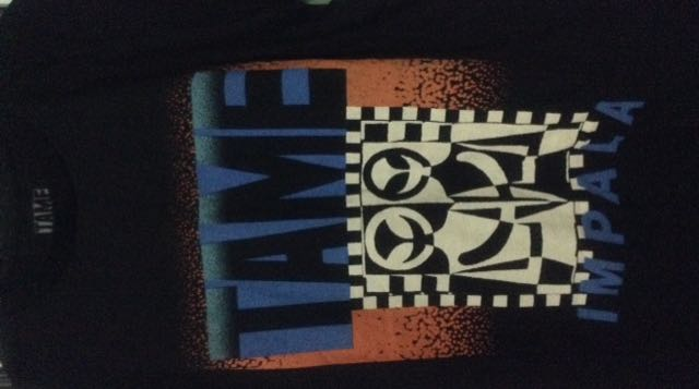 Tame Impala Official t shirt