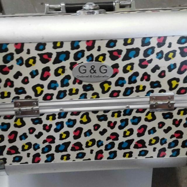 Tas beauty case
