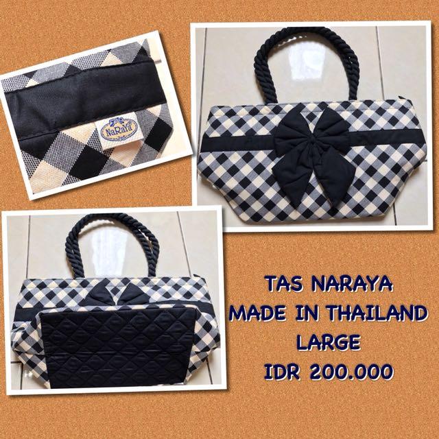 Tas Naraya Made In Thailand