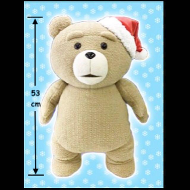 Ted 2 Christmas XL Premium Plushy