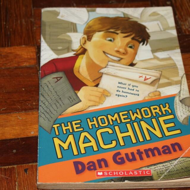 the homework machine dan gutman