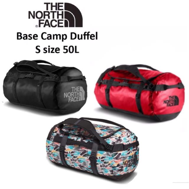 THE NORTH FACE DUFFLE BAG |DAYPACK | LATEST PRINT