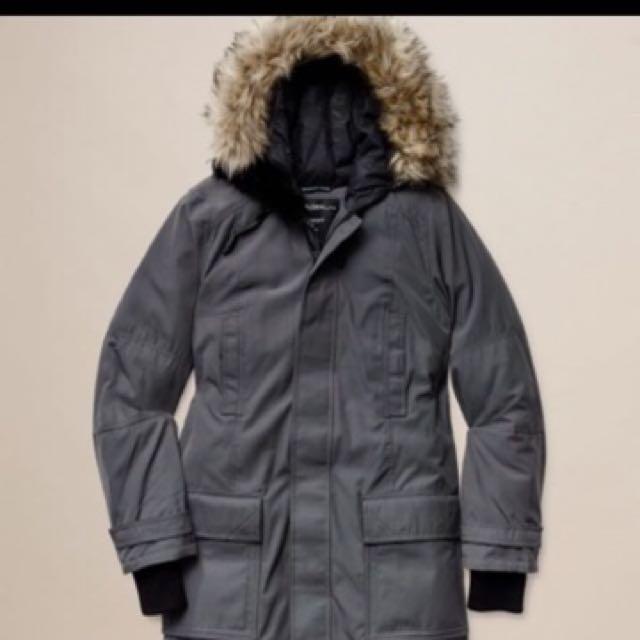 TNA mountaineering winter jacket