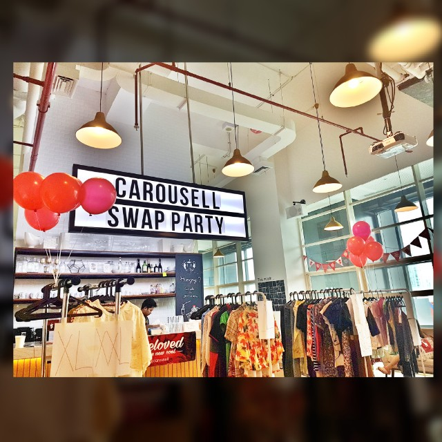 Today's Carousell Fashion Swap Party!