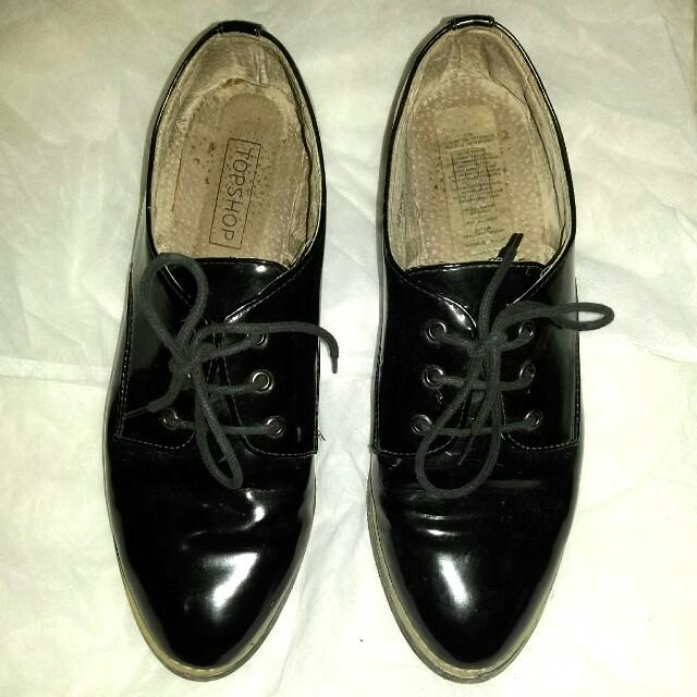 Topshop oxford shoes 40e1b28dae