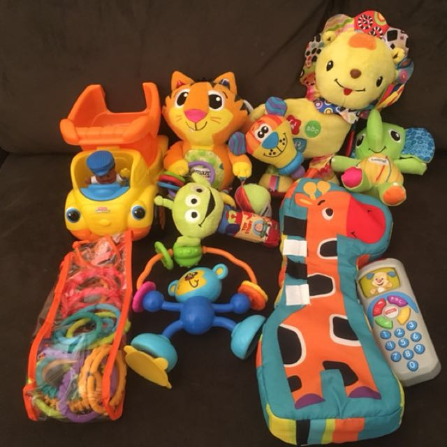 Toy bundles