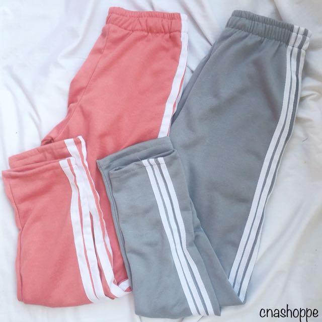 Track Pants (Stripes)