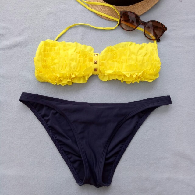 Two-piece swimwear