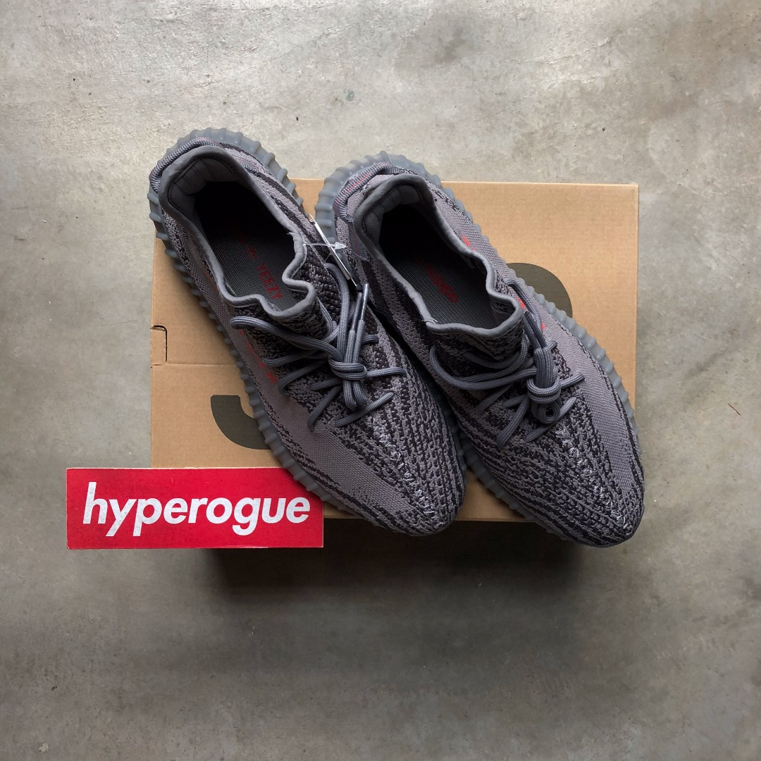 bece4a651c2 UK 12   US 12.5 Beluga 2.0 Yeezy Boost 350 V2