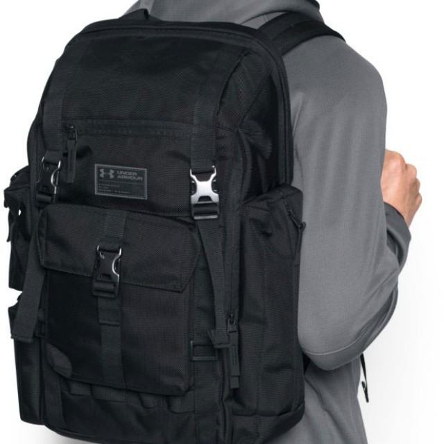 94809e1d34 Under Armour Regiment Cordura Backpack (Black)