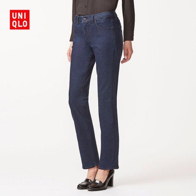 Uniqlo牛仔褲 24