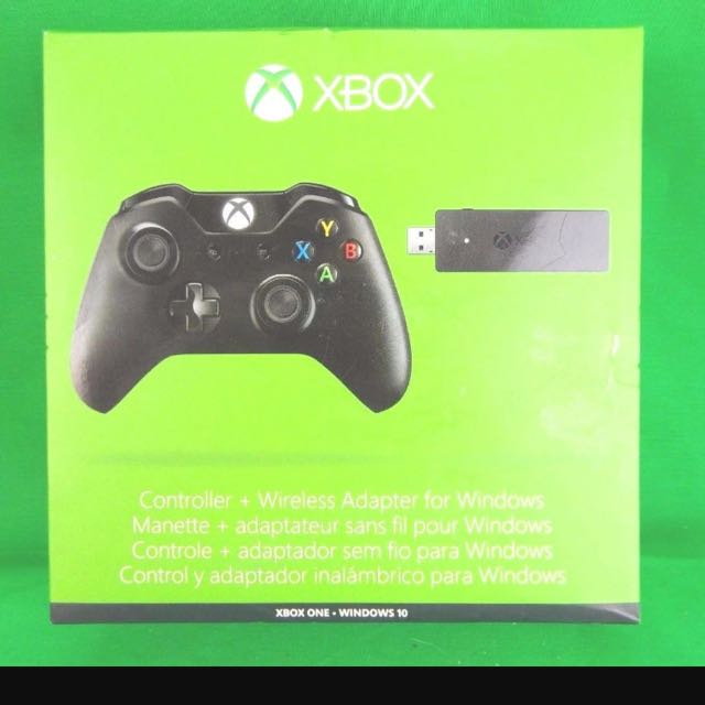 manette xbox one pc driver windows 10