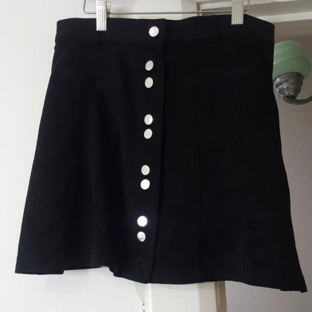 ZARA Trafuluc skirt - Black
