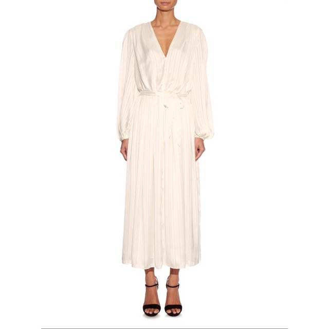Zimmermann Arcadia Stripe Slouch Dress (Size 0)