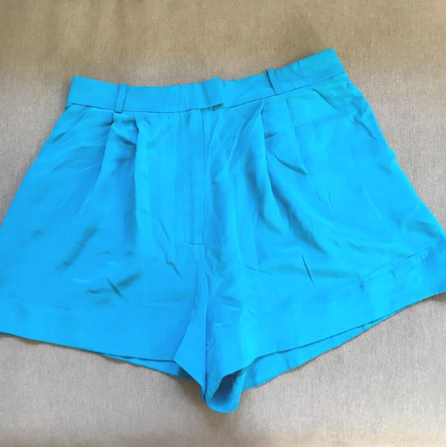 Zimmermann Silk Shorts - Sz 0