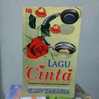 Novel Melayu - LAGU CINTA