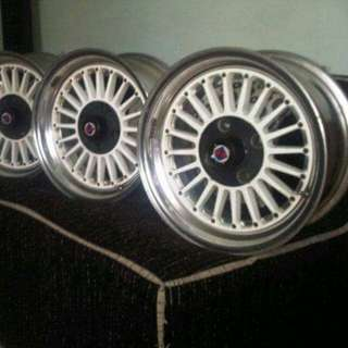 Weds Albino Original Rims