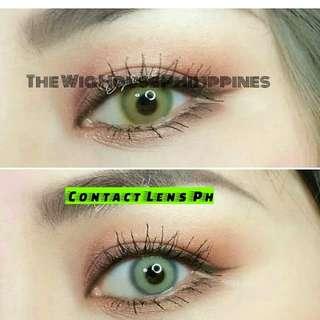 Solotica contact lenses