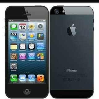 Iphone 5 brand new