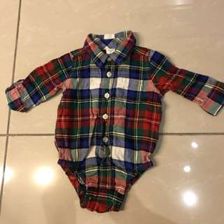 Baby gap onesie 3-6 months