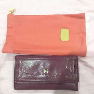 [Reduced]!Radley Large Flapped Wallet