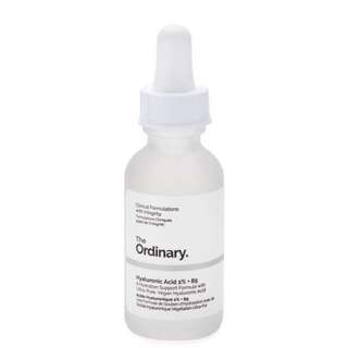 [IN STOCK] Hyaluronic Acid 2% + B5 30ml The Ordinary