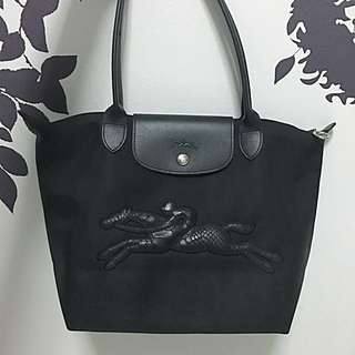 Longchamp Bag Black