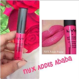 NYX ADDIS ABABA MATTE