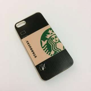 Starbucks Soft Case For iPhone 5/5s