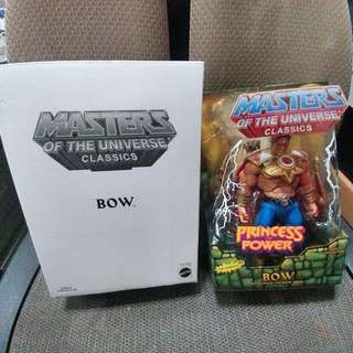 MASTERS OF THE UNIVERSE CLASSICS : BOW