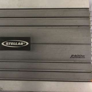 Amplifier stellar