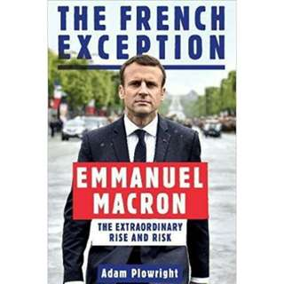 Brand New - The French Exception by Adam Plowright - Paperback