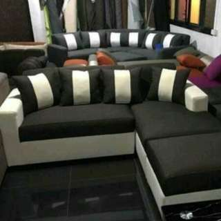 Aryiah L. Shape sofa