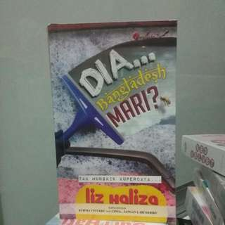 Novel Melayu - DIA... BANGLADESH MARI?