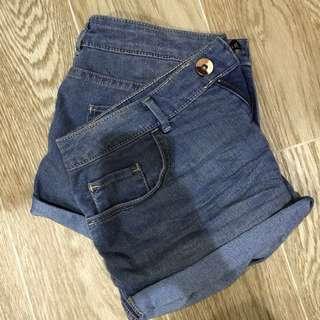 H&M Denim/ Jeans Shorts