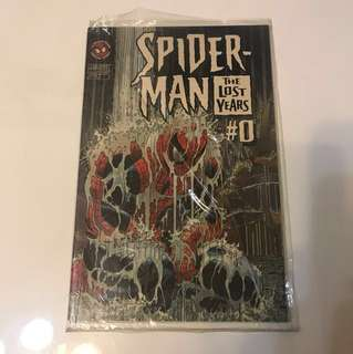 Spider man - the lost years #0