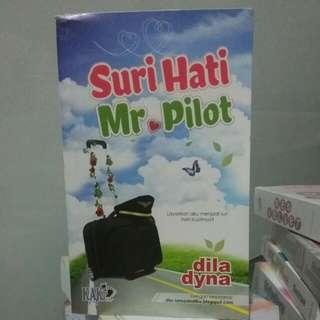 Novel Melayu - SURI HATI MR PILOT