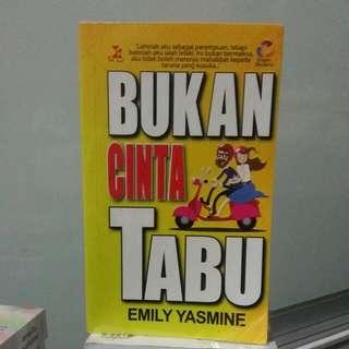 Novel Melayu - BUKAN CINTA TABU
