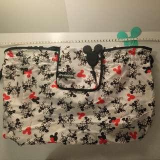 X'mas Giveaways : 全新特別版 Disney Mickey Mouse foldable bag
