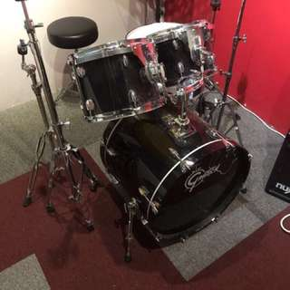 Gretsch Drums BlackHawk 4-Piece Drum Set