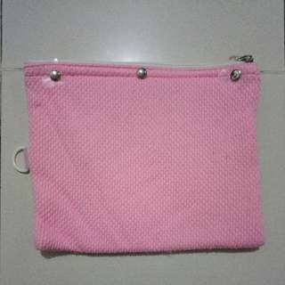 X'mas Giveaways: Pink Pouch