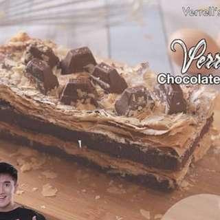 Jasa titip Verrel Cake